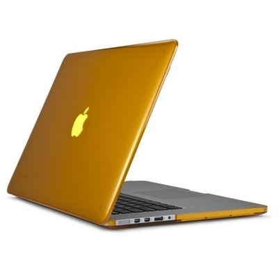 Накладка Speck для MacBook Pro 13 Speck SeeThru with Retina Display Butternut Squash SPK-A1886
