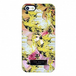 Чехол Ted Baker для iPhone 5 / 5s SoftTouch Type 43