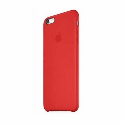 "Чехол Apple Leather Case для iPhone 6 Plus 5.5"" - Red"