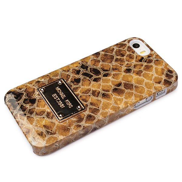 Чехол Michael Kors iPhone 5 / 5s Michael Cover type змея