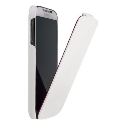 Чехол  для Samsung Galaxy S4 i9500 / i9505 Fashion белый