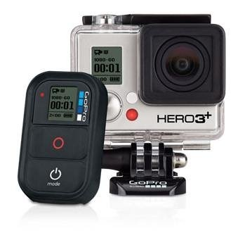 Экшн Камера GoPro HD HERO 3+ Black Edition Adventure