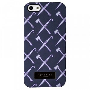 Чехол Ted Baker для iPhone 5 / 5s SoftTouch Type 14