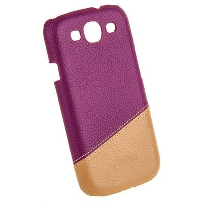 Накладка Melkco для Samsung Galaxy S3 i9300 Mix and Match Series - Purple LC/ Khaki LC