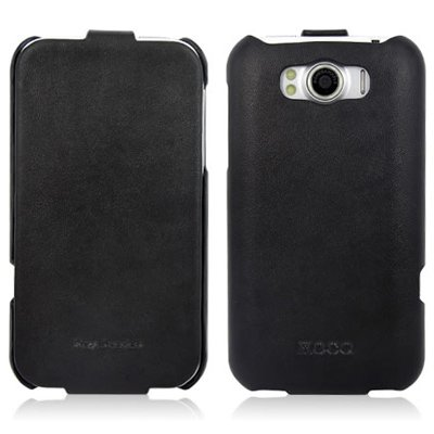 Чехол Hoco для HTC Sensation XL Leather Case черный