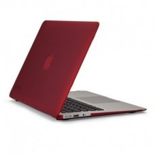 Накладка Speck для MacBook Air 13 SeeThru SATIN Pomodoro бордовая