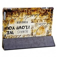 Чехол Jisoncase для iPad 4 / 3 / 2 Romantik