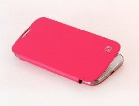 Чехол HOCO для Samsung Galaxy S4 i9500/ i9505 Original series Classic Leather Case Rose Red