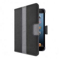 Чехол Belkin для IPad Mini Striped Cover Stand Black