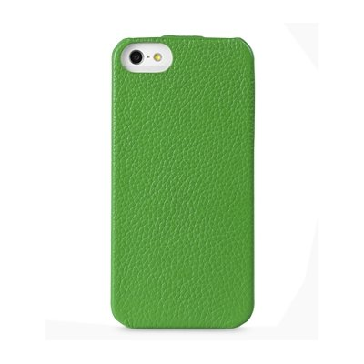 Чехол Melkco для iPhone 5 / 5s Leather Case Jacka Type зеленый