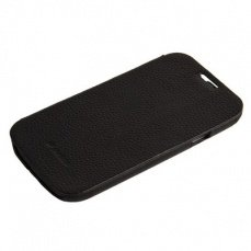 Чехол Melkco для Samsung Galaxy S3 i9300 Jacka Type Face Cover Book Type (Black LC)