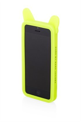 Чехол Marc Jacobs для iPhone 5 / 5s Pickles зеленый