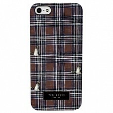 Чехол Ted Baker для iPhone 5 / 5s SoftTouch Type 19