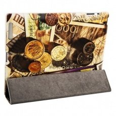 Чехол Jisoncase для iPad 4 / 3 / 2 Money
