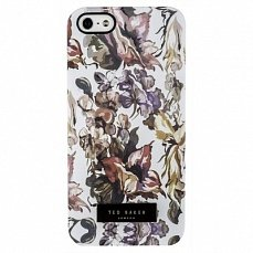 Чехол Ted Baker для iPhone 5 / 5s Flower