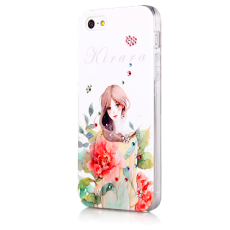 Чехол Swarovski для iPhone 5 / 5s Joyroom Kirara