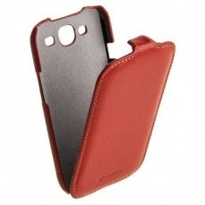 Чехол Melkco для Samsung Galaxy S3 i9300 Leather Case Jacka Type (Red LC)