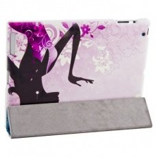 Чехол Jisoncase для iPad 4 / 3 / 2 Glamour Dreams розовый