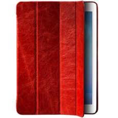 Чехол Borofone для iPad Air General Series Leather Case Wine красный