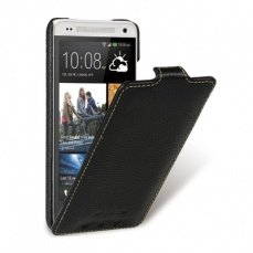Чехол Melkco для HTC One Mini/ M4 Leather Case Jacka Type черный