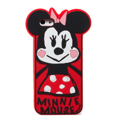 Чехол Disney для iPhone 5 / 5s Minnie Mouse
