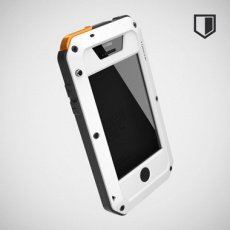 Чехол Lunatik для iPhone 4 / 4s Taktik Extreme белый