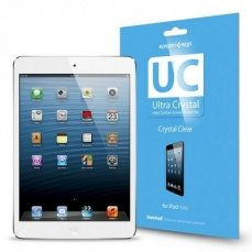 Пленка защитная SGP для iPad mini - SGP Screen Protector Steinheil Series Ultra Crystal SGP09632