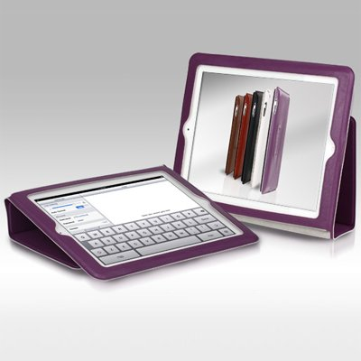 Чехол Yoobao для iPad 4 / 3 / 2 Lively Case фиолетовый