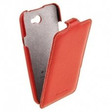 Чехол Melkco для HTC One X Leather Case Jacka Type красный