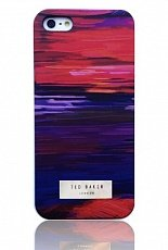 Чехол Ted Baker для iPhone 5 / 5s SoftTouch Type 39