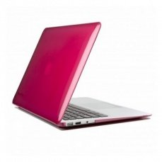 Накладка Speck для MacBook Air 13 SeeThru Raspberry фуксия