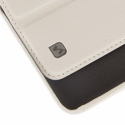 Чехол Hoco для iPad Air Duke series Leather case белый