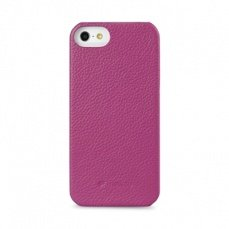 Накладка Melkco для iPhone 5с Leather Snap Cover фиолетовая