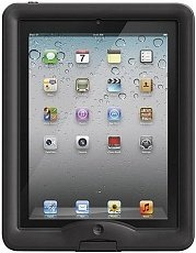 Чехол LifeProof для iPad 4 / 3 / 2 Case Black