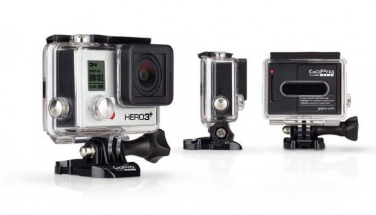 Экшн Камера GoPro HD HERO 3+ Black Edition
