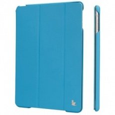 Чехол Jisoncase для iPad Air Executive голубой