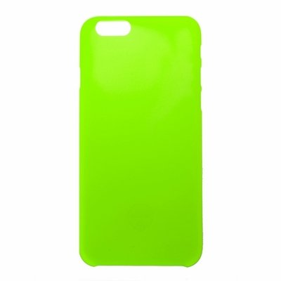 Накладка Ozaki для iPhone 6 O!coat 0.3 + Pocket WhiteO!coat 0.3 JELLY салатовая