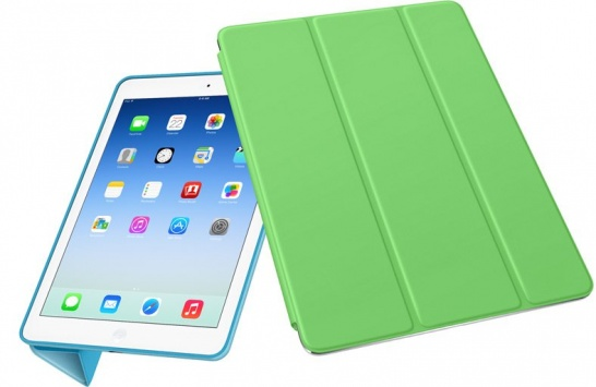 Чехол Apple для iPad Air Smart Case Green