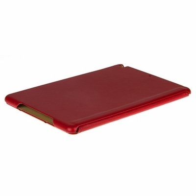 Чехол Jisoncase для iPad Air Executive красный