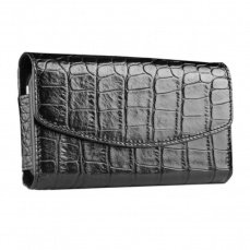 Чехол Sena iPhone 4 / 4s Bumper Wallet Croco черный