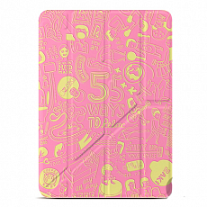 Чехол Ozaki для iPad Air O!coat Relax (Pink)