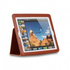 Чехол Yoobao для iPad 4 / 3 / 2 Executive Leather Case коричневый