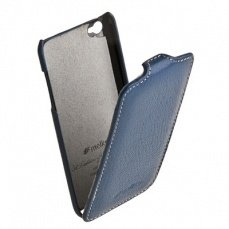 Чехол Melkco для iPod Touch 4th Leather Case Jacka Type (Dark Blue LC)