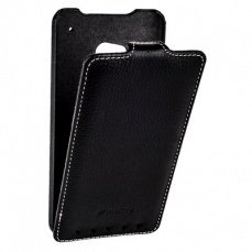 Чехол Melkco для HTC One Leather Case Jacka Type черный