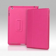 Чехол Yoobao для iPad 4 / 3 / 2 Lively Case розовый