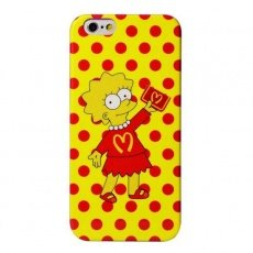 Чехол Moschino для iPhone 6 MacD