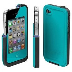 Чехол Lifeproof для iPhone 5 / 5s Frē бирюзовый