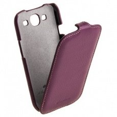Чехол Melkco для Samsung Galaxy S3 i9300 Leather Case Jacka Type (Purple LC)