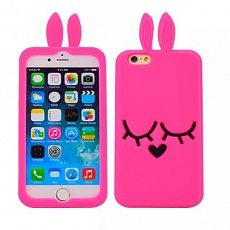 Чехол Marc Jacobs для iPhone 6 Owl pink