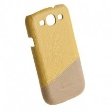 Накладка Melkco для Samsung Galaxy S3 i9300 Mix and Match Series - Yellow LC/ Khaki LC